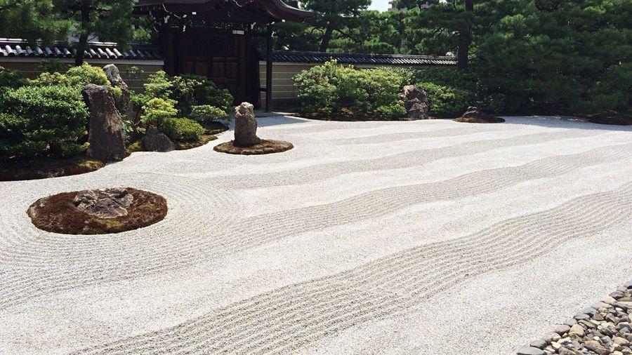 Kennin-jitemple Kyoto