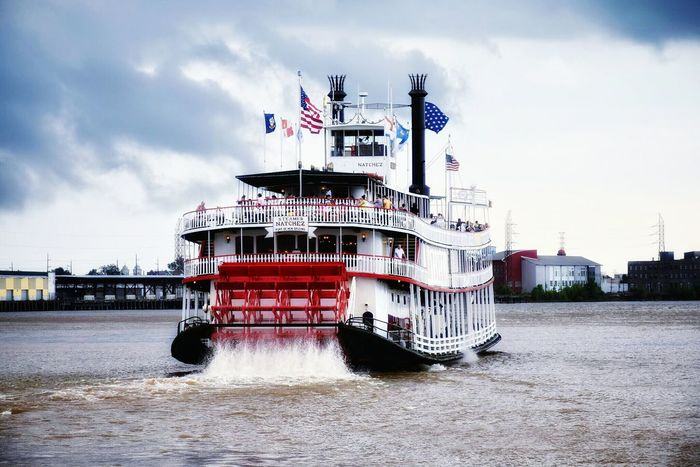 Cruise Ship Enjoying Life Relaxing Check This Out New Orleans EyeEm Best Edits Hello World Travelling USA FLAG