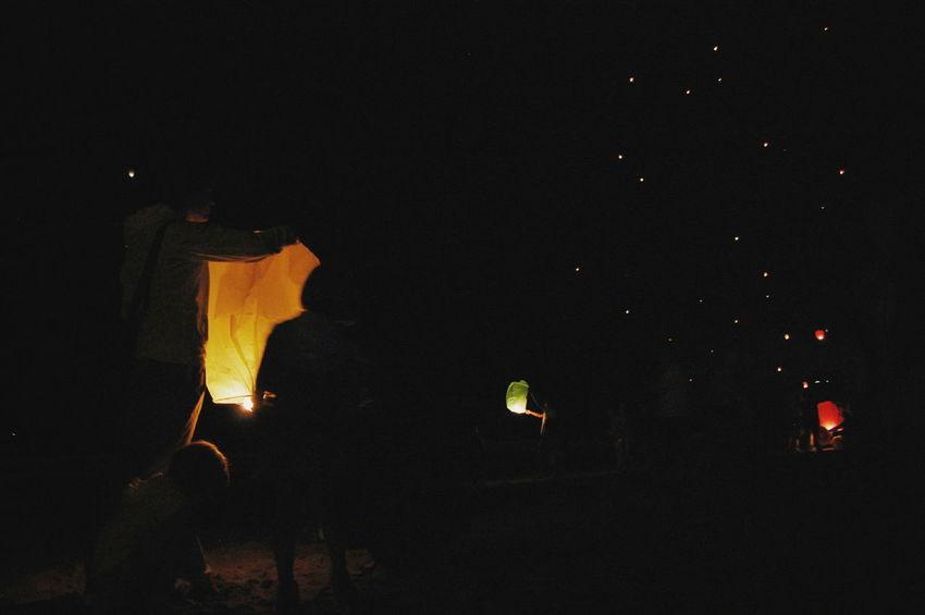 Showcase April VSCO Fire Fire Balloon Fire Ball Fireballon Colors Night Colors Night Photography Event Photography Having Fun All Together Beachphotography Night Beach People Celebrating Celebration Balancing Elements RASTA