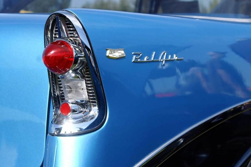 Classic Car Car Chevy Chevy Bel Air 1956 1956 Chevy Bel Air