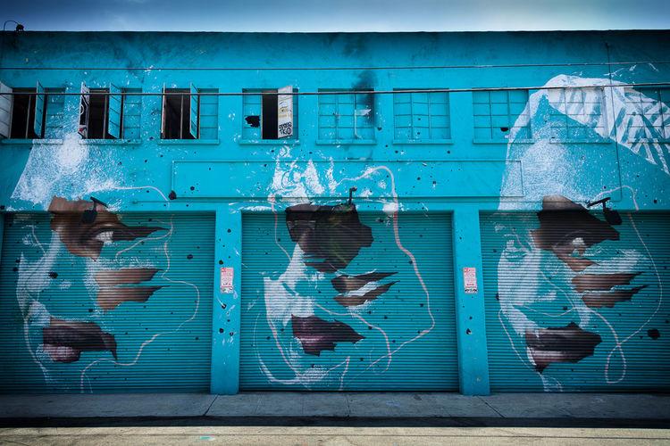 Arts District DTLA Graffiti Murals Colorful Dtla Art District Graffiti Art Graffiti Wall