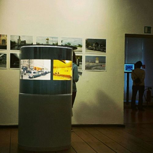 """the exhibition """" berliner ansichten"""" is really cool! Berlin Old Berlin Fotography"""