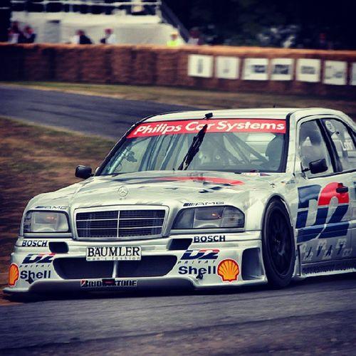 Sosick DTM AMG W202 racecar inlove mercedesfanatics