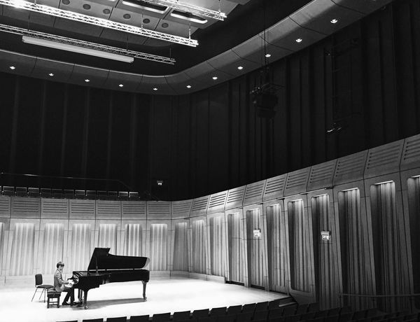Music Live Music Pianist Pianomusic Concerthall Classicalmusic Taking Photos Concert Photographic Memory Interior Views