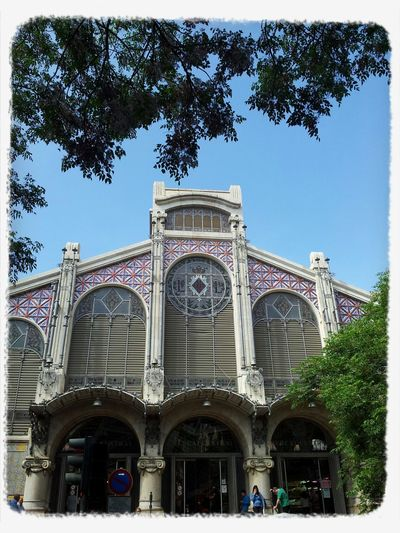 Mercat Central Valencia My City Arquitecture