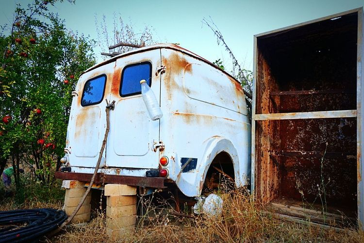 The old car..... Oldcar Cyprus