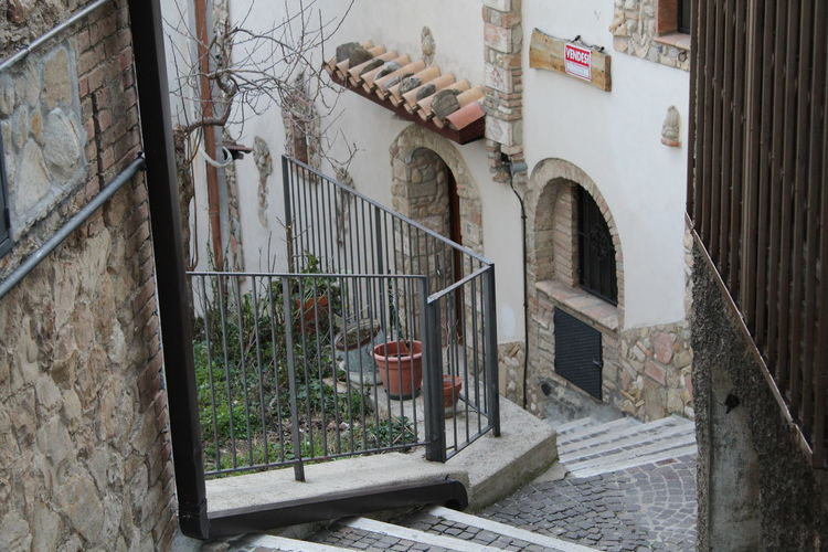 Abruzzo - Italy Ancient Town Centro Storico Farindola Going Downstairs Italian Towns Stairs Walkinfmg Around Here Belongs To Me