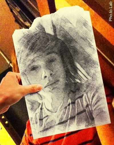 Sketch edit.. Sketch Art