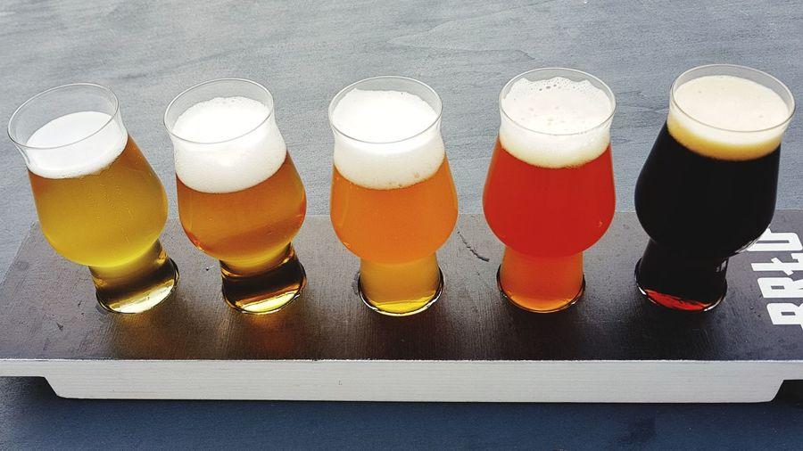 colors of beer