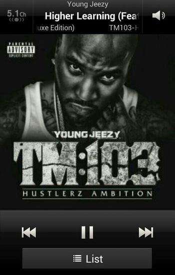 What Im Listing To ( ;