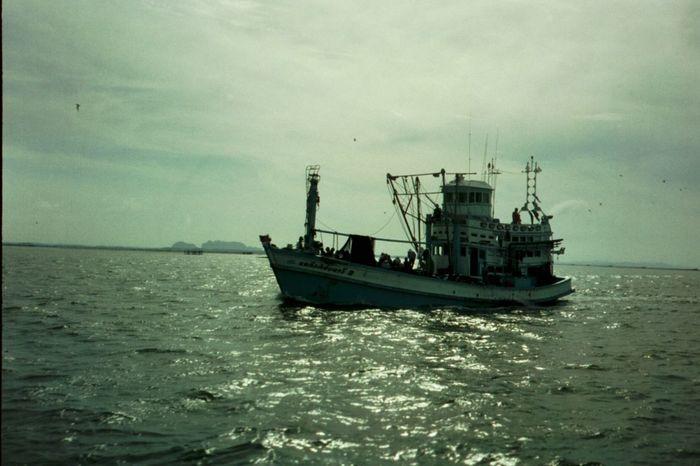 Thai fishing boat Thailand Boat Fishing Fishermen