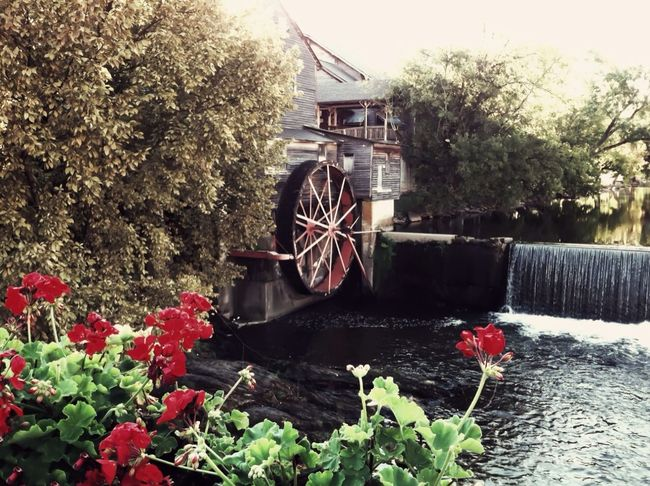 Pigeon Forge Tennessee Old Mill