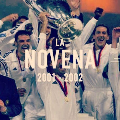 La Novena Golazo De Zidane Historia Halamadrid Los Galacticos Raul Campeones Rmadrid Copa Cup Soccer Futbol Como No Te Voy Aquerer Team