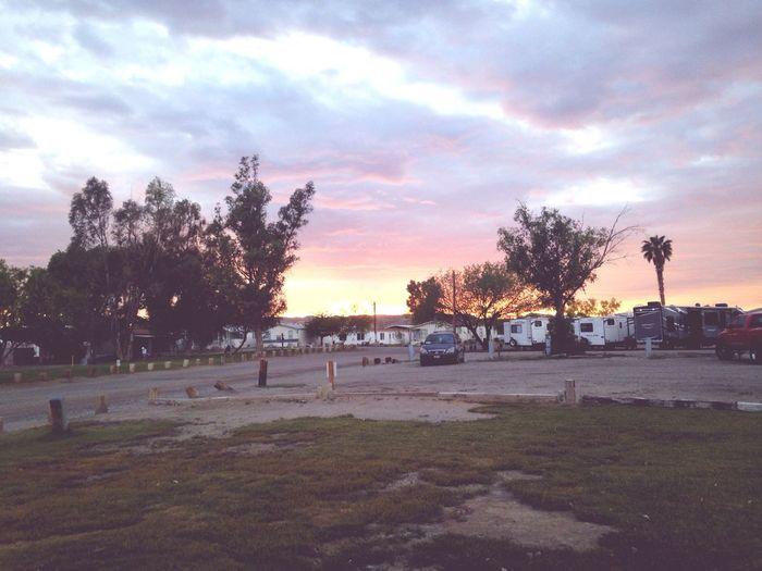 Simple sunset that I liked. EyeEmNewHere