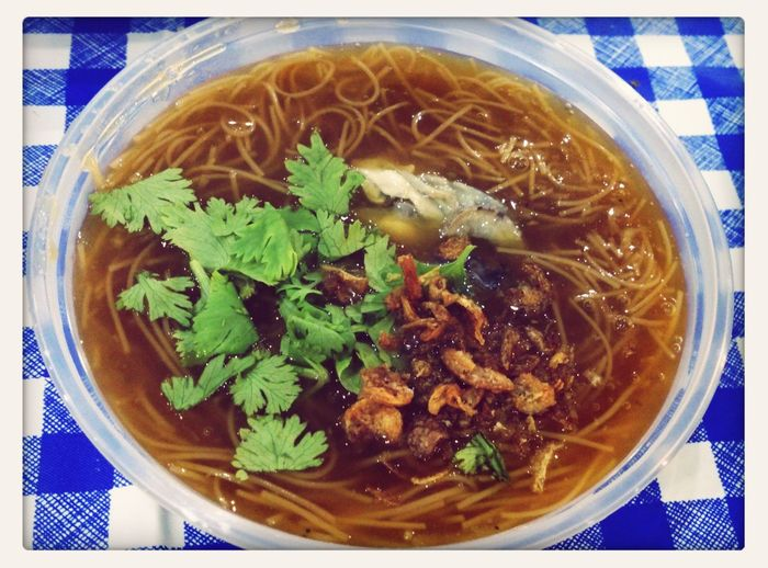 oyster vermicelli ?