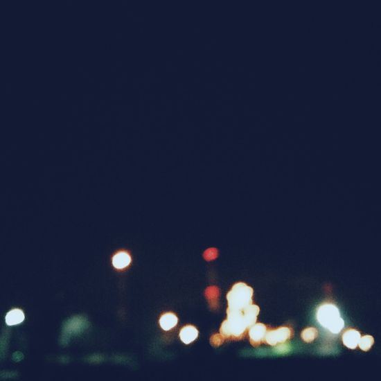 Glitch Lights Blurs