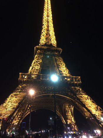 Tour Eiffel Paris Avec Pamela ❤️