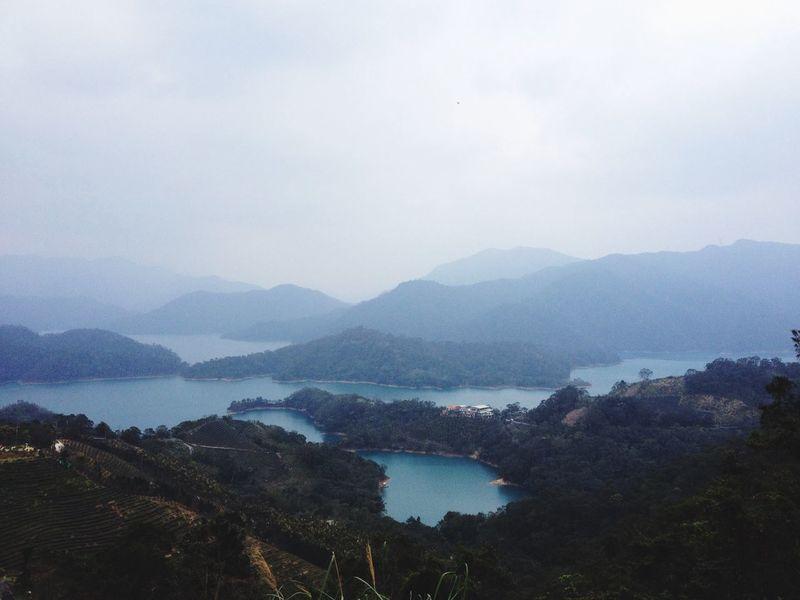 Monday hiking💪🏼 Taiwan New Taipei City 千島湖 Natural Beauty