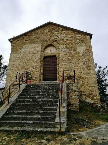 Pieve, Romagna. Pieve Italy History