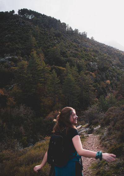 Hiking hapiness
