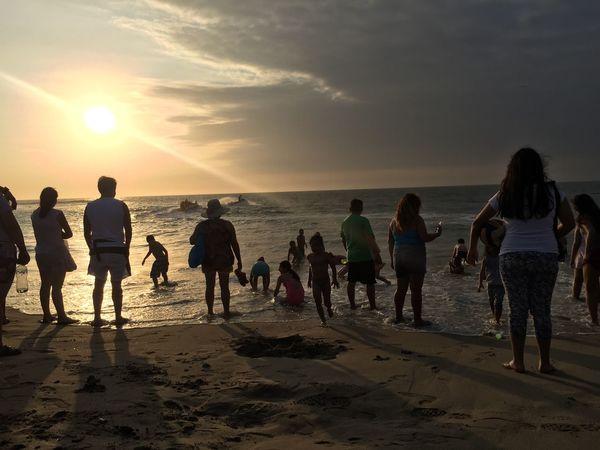 Sunset Sunset_collection Mancora Mancorabeach Sunsetinmancora Peru Peruvianbeach
