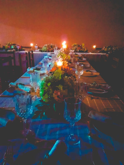 Dinner Exceptional Photographs EyeEm Best Shots Photoshoot Candle Candlelight Celebration Eye4photography  Food Food And Drink Illuminated Light And Shadow No People Party - Social Event Photography Special Table