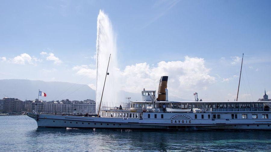 Fountain Ship
