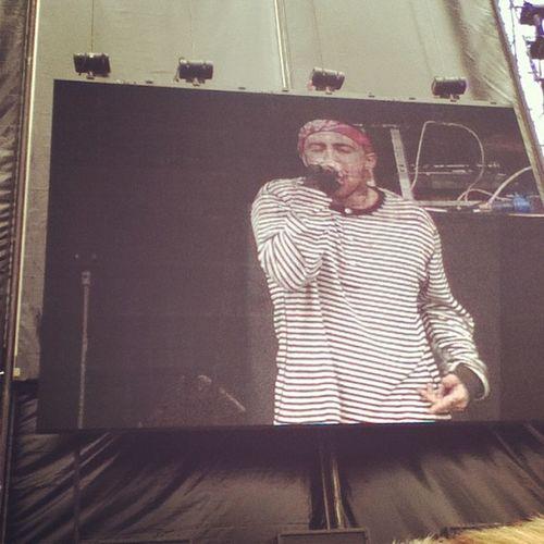 Mac Miller @ Pukkelpop 2013 Thumbsup MostDope Pukkelpop Feesten