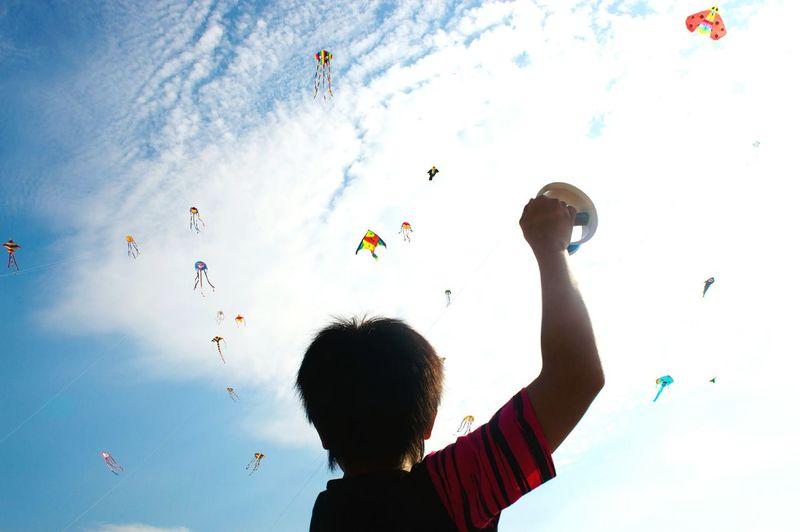 My kite Creativity First Eyeem Photo