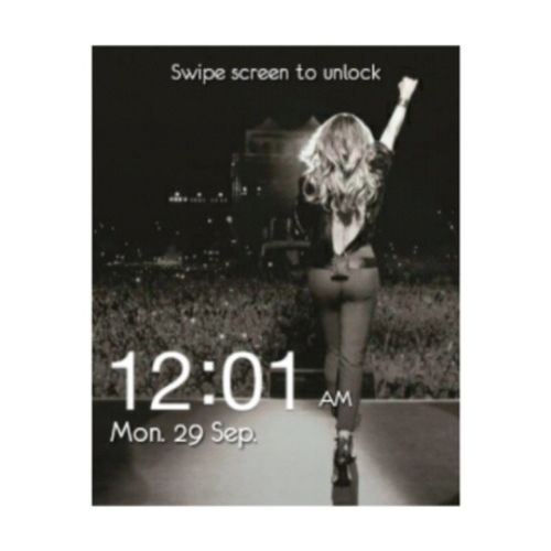 Got tagged by @goofy_goonie thank you for the tag gurl.. Celinedion Lockscreenchallenge