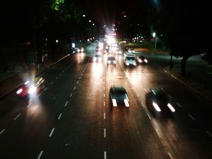 velocidad, un mundo en expansion.Recoleta Argentina Photography Buenos Aires City Night Lights