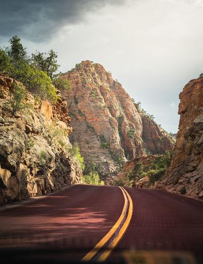 Photo taken in Zion, United States