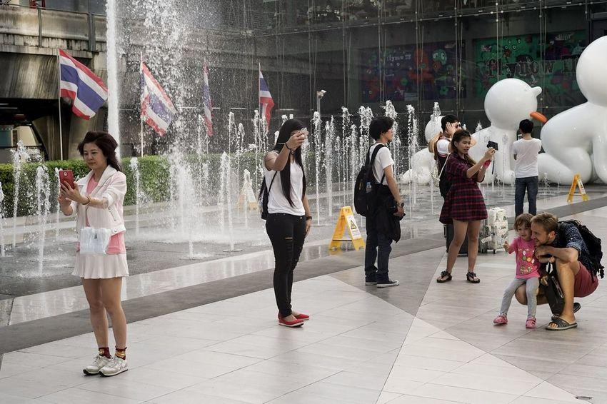 happy time Bangkok Candid Streetphoto Street Photography Street Streetphotography Life