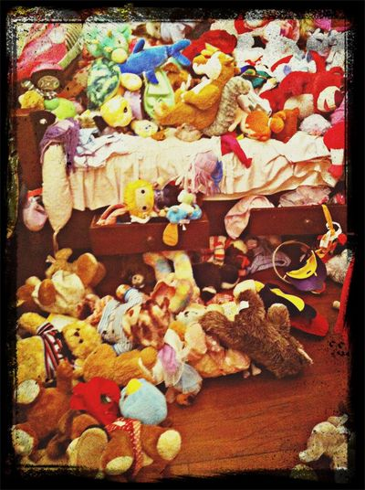 Toys Bedtime Colors Total Mess