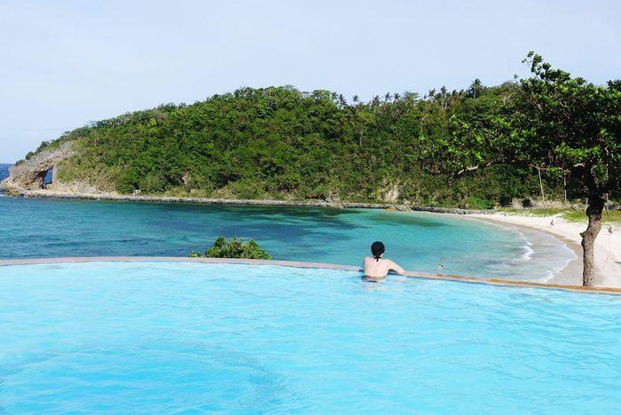 Boracay Fairways Bluewater Resort Fool  That's Me Enjoying Life Sony Rx100 M3 Rest