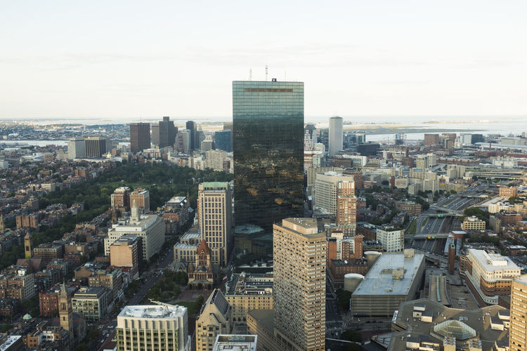 Boston from