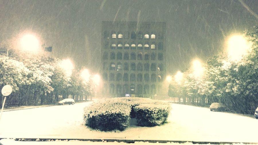 Neve Roma Eur