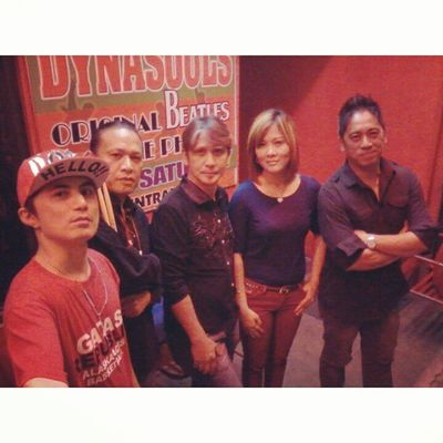 Dynasouls Band, Sharon & Me! Instasize Mizmo Musicbar Restaurant