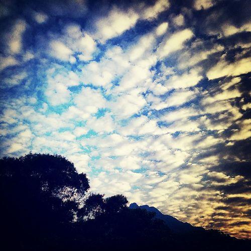 Cloud Sky HongKong Lionhill