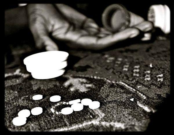 Pills N Potions Monochrome Buying Drugs Bitch Don't Kill My Vibe