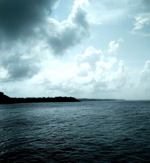 Cloud - Sky Nature Sea Water Beauty In Nature Outdoors Sky No People