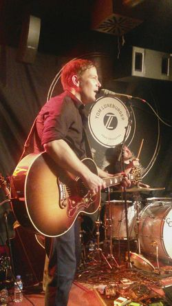 Tom Lüneburger in Concert Music