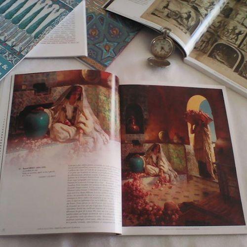 Painting Artist Rudolfernest Orientalist Oilpainting Orientalism Inspiration Women Vintage Subliminal Roses Likeforlike Follow4follow Weeklybookstagram
