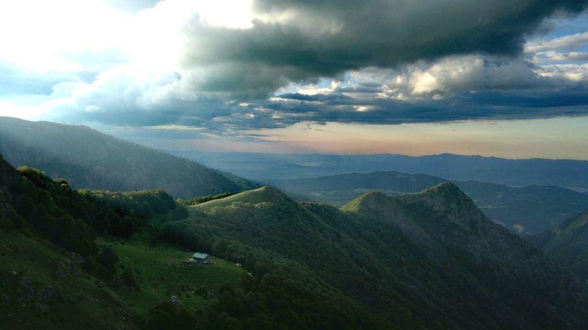 The OO Mission Huawei P9 Lite Top Destination Bulgaria Tourism Botev Mountain River Beautiful Hizha Ray Nature Green