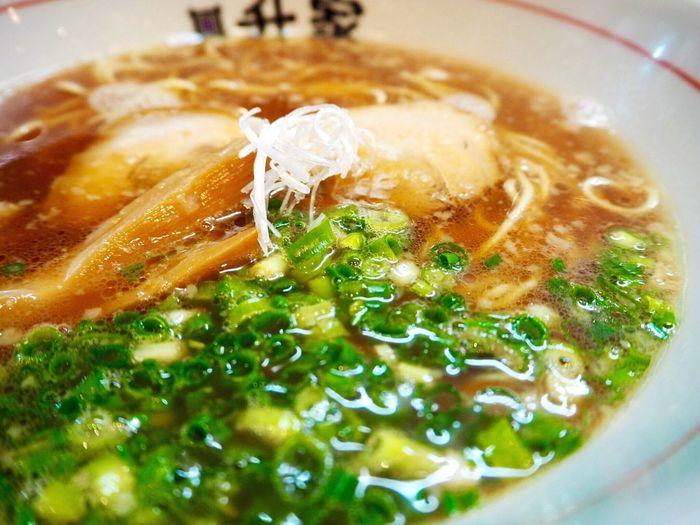 Food Noodle Soup Okayama Ramen ラーメン Kurashiki Bikanchiku 美観地区 倉敷ラーメン 岡山県倉敷市の美観地区にて倉敷ラーメンを。