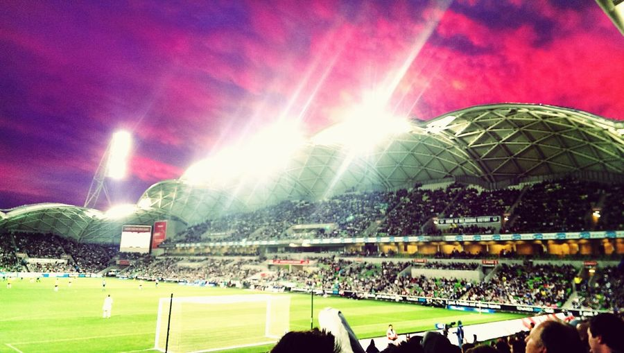 Melbourne Victory Football