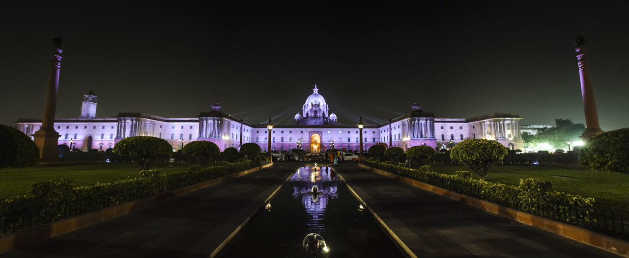 Diwali Lights Diwali 2017 Diwali New Delhi India Delhi RashtrapatiNiwas Rashtrapati Bhavan Rashtrapati Bhavan, Central Secretariat. Rashtrapatibhawan City Cityscape Sky Politics And Government Government Statue Long Exposure Built Structure Building Exterior Rashtrapati Bhawan Travel Destinations Dome Architecture Illuminated Panaroma