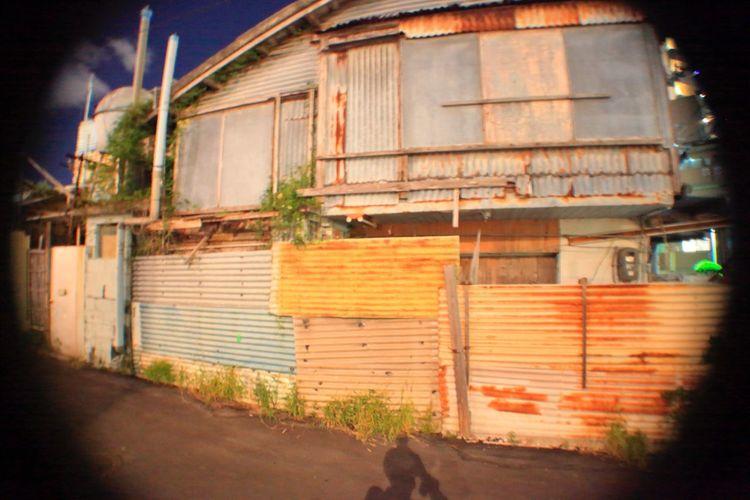 Shooting Japan 日本 Okinawa 沖縄 那覇 スナップ Naha City カラフル Colorful 古い家 Old Home