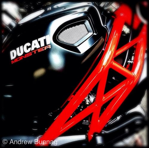 Ducati My Eye Candy Is...