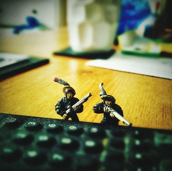 Toys Macro Miniatures Warhammer